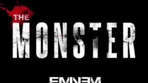 Eminem - Monster (Audio) ft