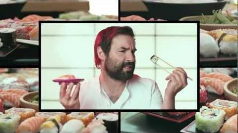 ADAM BUXTON - SUSHI SONG-1