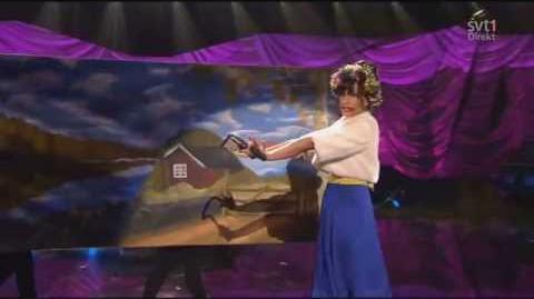Eurovision 2013 Grand Final - Interval Act (Sweden)
