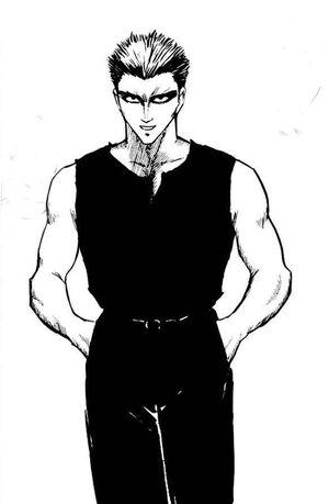 Mr. B full manga