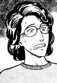 Keiko manga