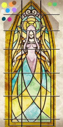 Aidios (stained glass)