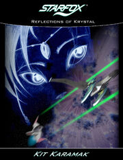 Star Fox Reflections of Krystal copy sharp