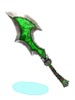 Emerald sword collection