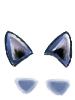 Kitsune ears crystal collection