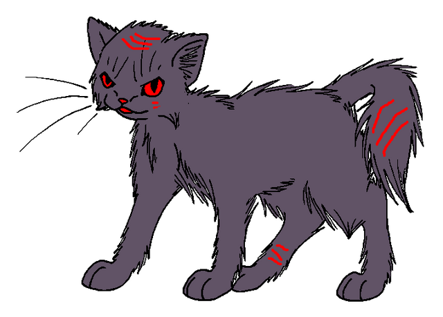 File:EvilLonghaired Warrior Lineart by WildpathOfShadowClan.png