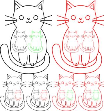 Cat BGRR 358x384