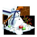 Snowman last