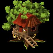 Tree house last