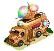Snow cone truck last