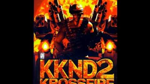 KKND 2 Krossfire - Soundtrack - The Series 9 - Track 2