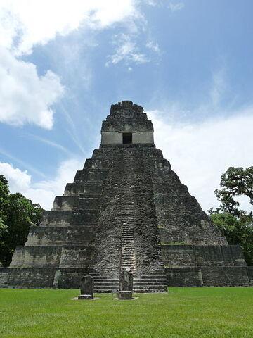 File:450px-Templo I (Tikal).jpg