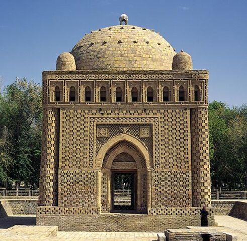 File:Bukhara - Samanid Mausoleum.jpg