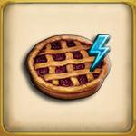 Pie +20 Energy (Food)