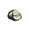 White gold nugget