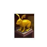 Black rabbit golden