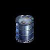 Steel barrel