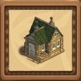 Cabin framed