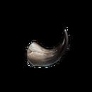 Horn cows horn