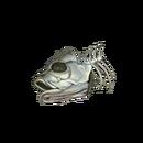 Fishers fish skull