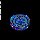 Indigo indigo amulet