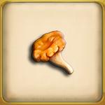 Edible Mushroom +1 Energy (Food)