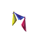 Illusionists magic handkerchiefs