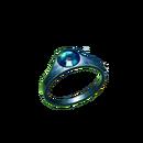 Indigo indigo ring