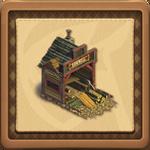 Sawmill framed