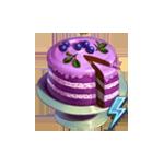 Blueberry pie 50 energy