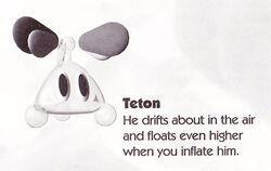 Klonoa Teton