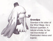 Klonoa Grandpa