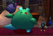 Giant spooky moo