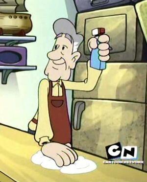 Mr. Washer