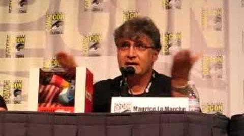 Comic Con 2006 - Cartoon Voices I Intro - Maurice LaMarche 1