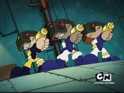 Decommissioning Squad
