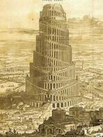 Mitologia Torre de Babel