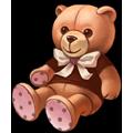 Coll toys teddy bear