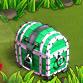 Treasure chest green 2