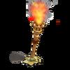 Torch deco