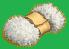 Bundle of wool