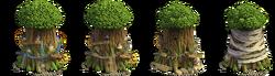 Fairy tree stage1-4