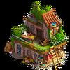 Zookeeper's cabin