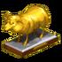 Sheep golden