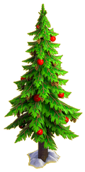 Christmas tree stage1