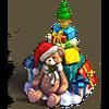 Gifts santa's village