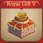 Royal gift m5 bg