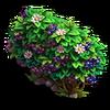 Res blue bush 1