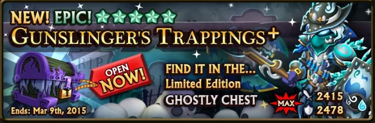 Ghostly Chest Banner