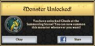 Ghede's Monster Unlock
